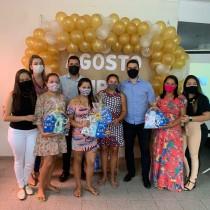 """Encerramento da campanha """"Agosto Dourado"""" em Chã Preta"""